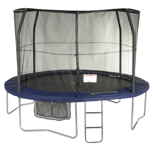 Oval Trampoline Jumpking OvalPOD 10ft x 15ft